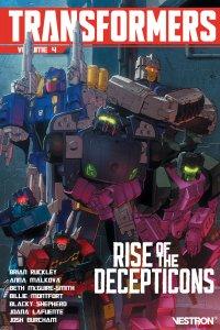Transformers tome 4 (septembre 2021, Vestron)