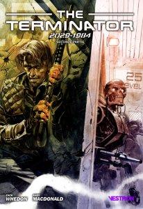 Terminator 2029-1984 tome 2 : Seconde partie (septembre 2021, Vestron)