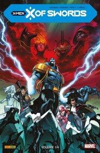 Le mardi on lit aussi ! X-Men - X of Swords 1 (septembre 2021, Panini Comics)