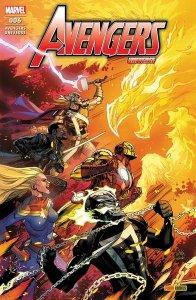 Le mardi on lit aussi ! Avengers Universe 6 (septembre 2021, Panini Comics)