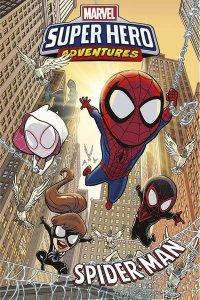 Marvel Super Hero Adventures : Spider-Man (septembre 2021)
