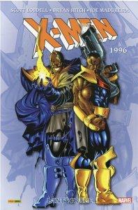 X-Men L'intégrale 1996 (septembre 2021, Panini Comics)