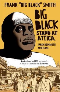 Big Black Stand at Attica (septembre 2021, Panini Comics)