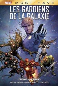 Gardiens de la Galaxie : Cosmic Avengers (Must-Have) (septembre 2021, Panini Comics)