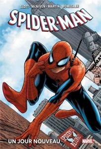 Spider-Man : Un jour nouveau (septembre 2021, Panini Comics)