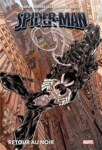 Spider-Man Nouvelle édition : Retour au noir (septembre 2021, Panini Comics)