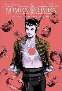 Nomen Omen tome 3 : As the world falls down (septembre 2021, Panini Comics)