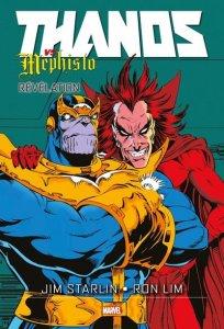 Thanos vs Méphisto : Révélation (septembre 2021, Panini Comics)