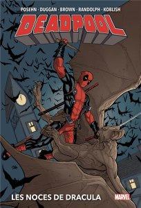 Deadpool : Les noces de Dracula (septembre 2021, Panini Comics)