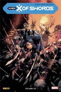 X-Men - X of Swords 2 (septembre 2021)