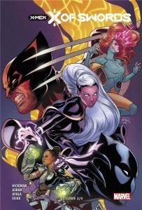 X-Men - X of Swords tome 2 Edition Collector (septembre 2021, Panini Comics)