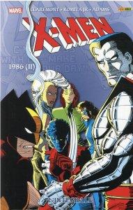 X-Men L'intégrale 1986 (II) Nouvelle édition (septembre 2021, Panini Comics)