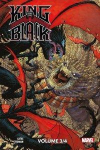 King in black tome 3 Edition Collector (septembre 2021, Panini Comics)