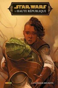 Star Wars - La Haute République tome 3 : L'attaque des Hutts (septembre 2021, Panini Comics)