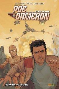 Poe Dameron tome 2 : Histoires de guerre (septembre 2021, Panini Comics)