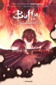 Buffy contre les vampires tome 4 : Rivales (septembre 2021, Panini Comics)