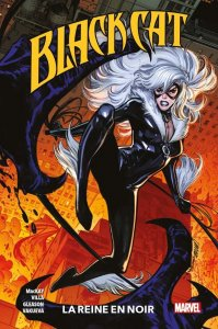 Black cat tome 3 : La reine en noir (septembre 2021)