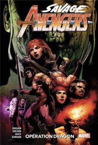 Savage Avengers tome 3 : Opération dragon (septembre 2021)