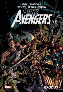 Dark Avengers tome 2 : Exodus (septembre 2021)