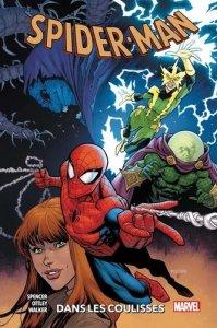 Amazing Spider-Man tome 5 : Dans les coulisses (septembre 2021, Panini Comics)