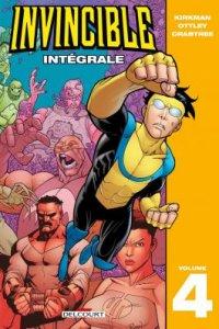 Invincible Integrale tome 4 (septembre 2021)