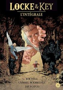 Locke & Key L'intégrale Omnibus (septembre 2021, Hi Comics)