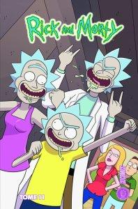 Rick & Morty tome 11 (septembre 2021, Hi Comics)