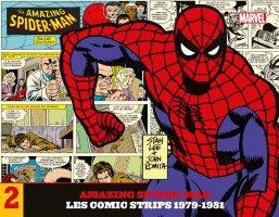 Amazing Spider-Man : Les comic-strips 1979-1981