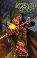 Le lundi c'est librairie ! Grimm Fairy Tales - Robyn Hood - Janvier 2021