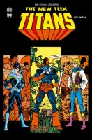 New Teen Titans Tome 4