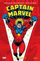 Captain Marvel : L'intégrale 1972 - 74