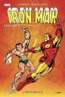 Iron Man : L'intégrale 1970 - 71 NE