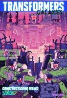 Transformers Galaxies - Construction rising