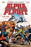 Alpha Flight : L'intégrale 1978 - 84