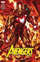 Avengers Universe 1 Variant Cover