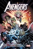 Avengers T04 - La Guerre Des Royaumes - Avril 2021