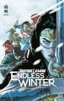 Justice League Endless Winter - Avril 2021