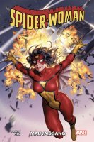 Spider-Woman t1 - Mauvais sang - Avril 2021