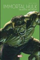 Le Printemps des Comics t7 Immortal Hulk - Ou est-il les deux