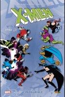 X-Men l'intégrale 1986 I NE - Mai 2021