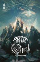 Batman Death Metal 4 Opeth Edition