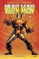 Iron Man L'intégrale 1968 NE - Juin 2021