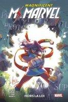 Magnificient Ms. Marvel t3 - Juin 2021