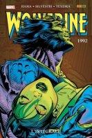 Wolverine L'intégrale 1992 NE - Juin 2021