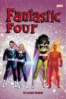 Fantastic Four Byrne 2