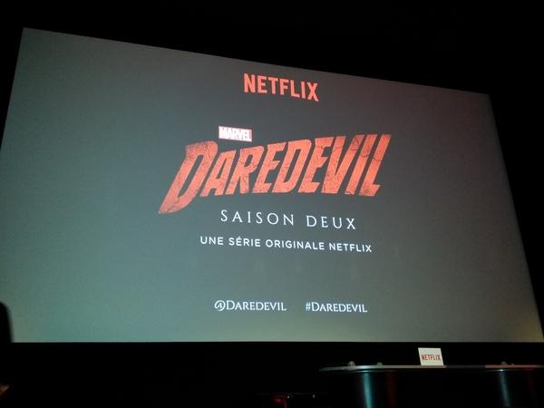 Daredevil Saison 2 Netflix