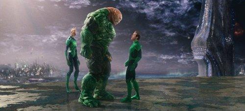 Hal Jordan, Tomar Re et Kilowog