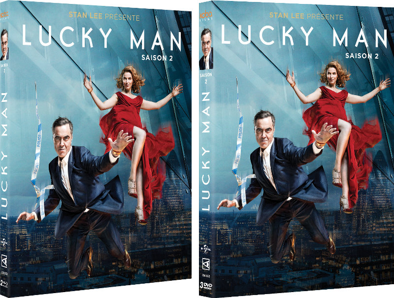 Lucky Man Saison 2