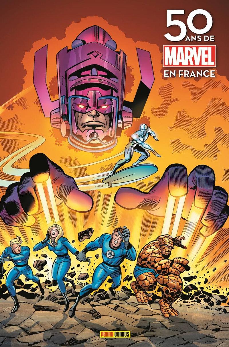 50 ans de Marvel en France