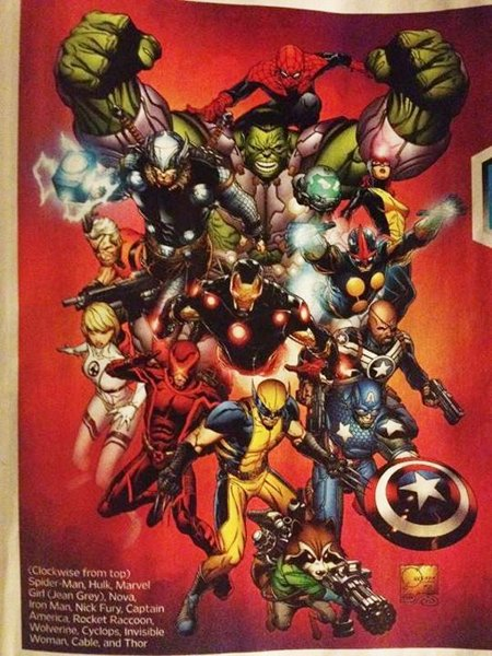 Marvel post AvX